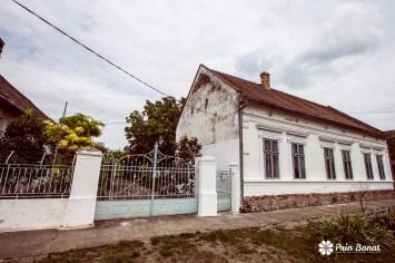 Casa Hildei din Gottlob, construită la 1899. Copyright: Prin Banat 2014-2015. TOATE DREPTURILE REZERVATE