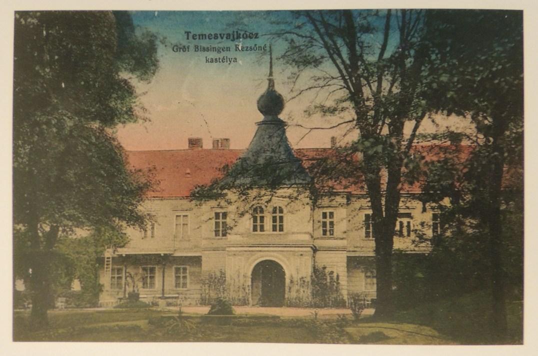Castelul Mocioni din Vlaicovăţ (SURSĂ: Göncz József – Bognár Béla: Szép Temes megyénk. Frumosul nostru judet Timis. Unser schönes Komitat Temes, Szombathely, 2012)