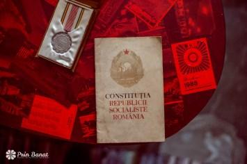 Muzeul Consumatorului Comunist din Timişoara. Copyright PRIN BANAT/ Flavius Neamciuc 2015. Toate drepturile rezervate.