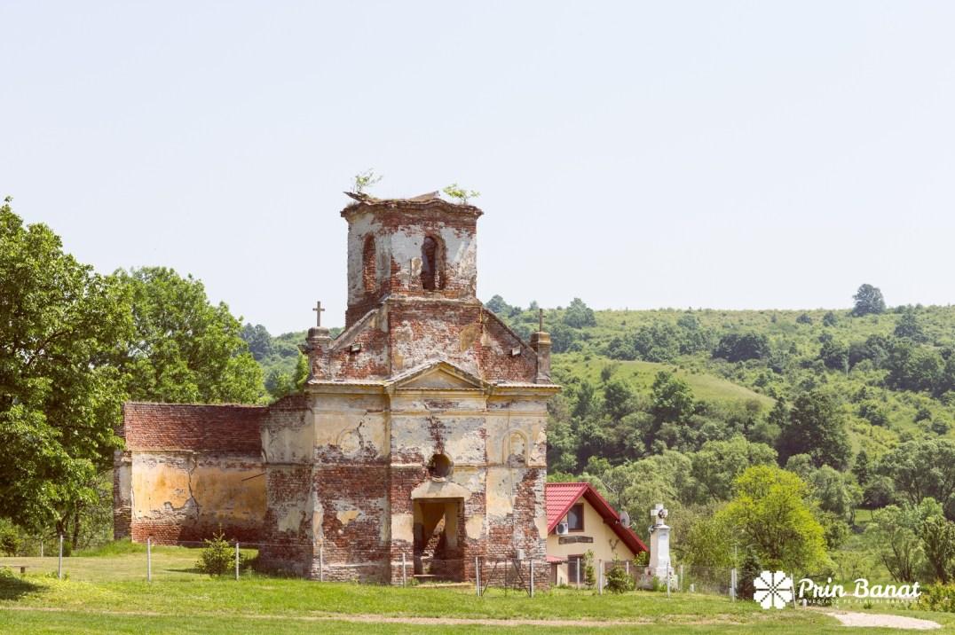 Nadăş, satul izolat. Copyright Prin Banat 2014-2015. TOATE DREPTURILE REZERVATE.