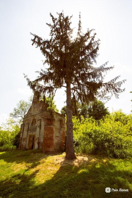 Cripta catolică din Nadăş. Copyright Prin Banat 2014-2015. TOATE DREPTURILE REZERVATE.
