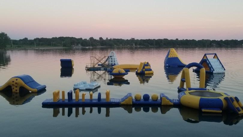 west lake water sports kids camp