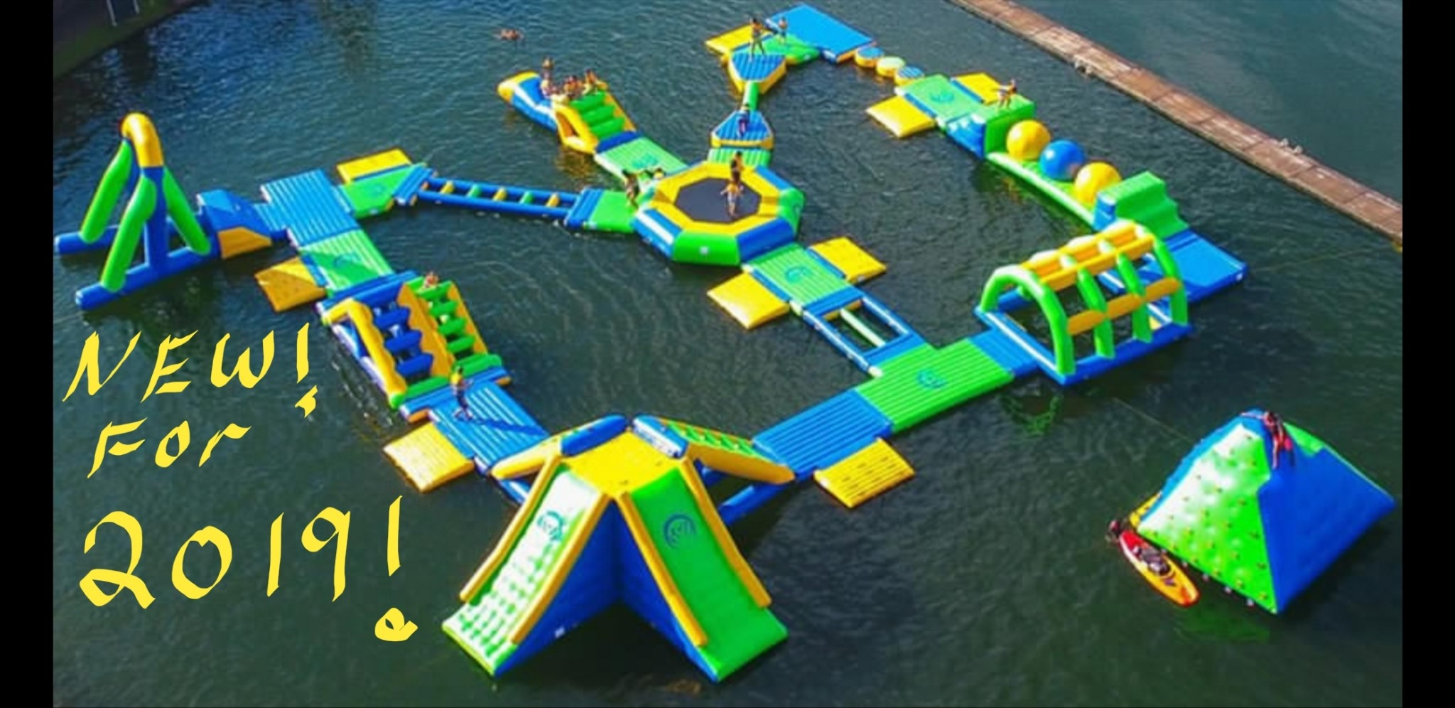 NEW FOR WEST LAKE WILLY WATER PARK SANDBAVNKS Filling Up Fast This Year!