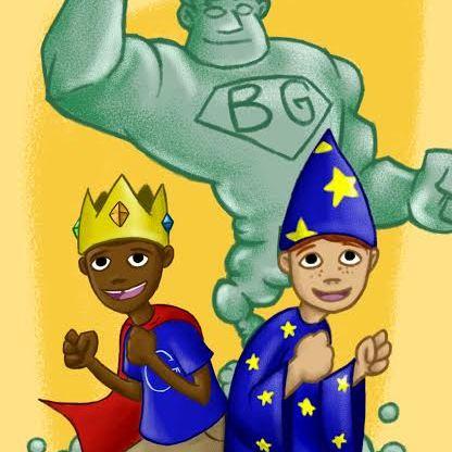 Prince Garrett & Magus