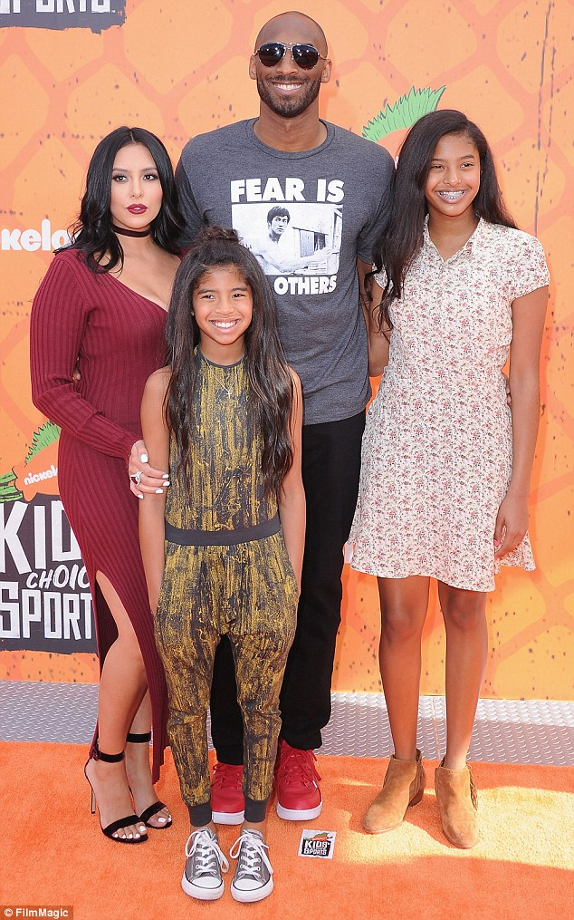 Kobe and Daughter Gia, 13, Killed, Vanessa Bryant Privates IG Page Following Their Tragic Death!