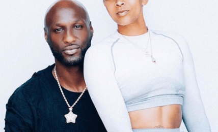 Lamar Odom & FIANCEE Explains Deleted IG Engagement Pic