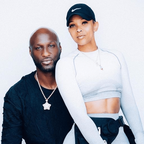 Lamar Odom & FIANCEE Explains Deleted IG Engagement Pic