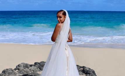 Did Mya Married Herself in East Africa To Promote New Music Video