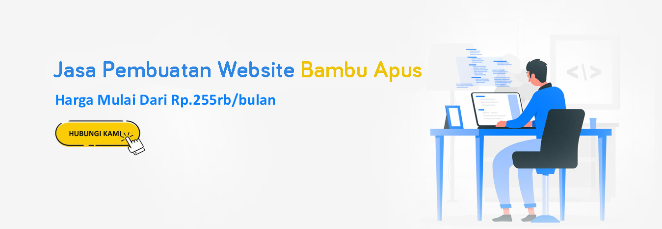 Jasa Pembuatan website Bambu Apus