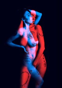 megan blue and red sized