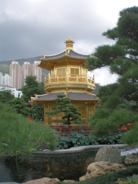 Golden Temple - Hong Kong