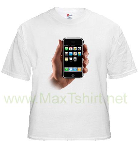 Тениска Iphone