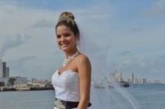 Una Princesa Cubana Foto Tomada el 11 de Enero del 2015 en el Morro