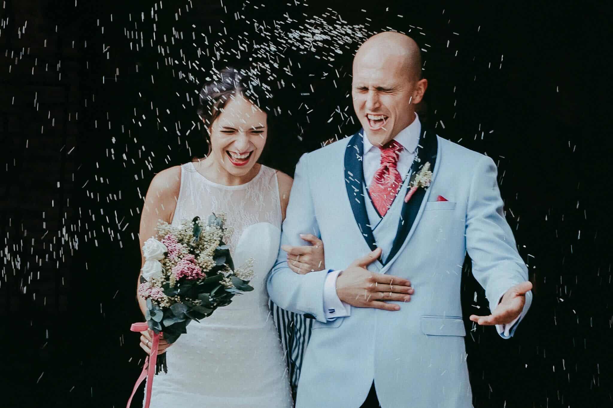 La boda de Yvonne y José