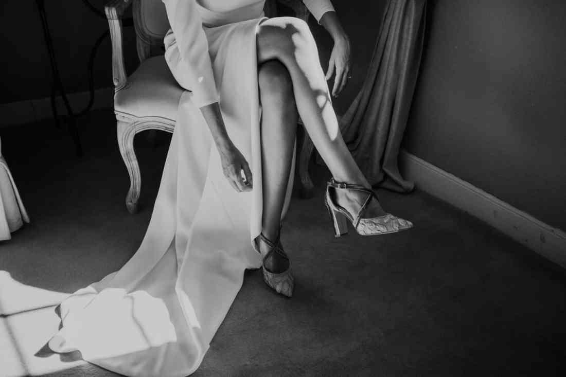 10 marcas de zapatos para novias