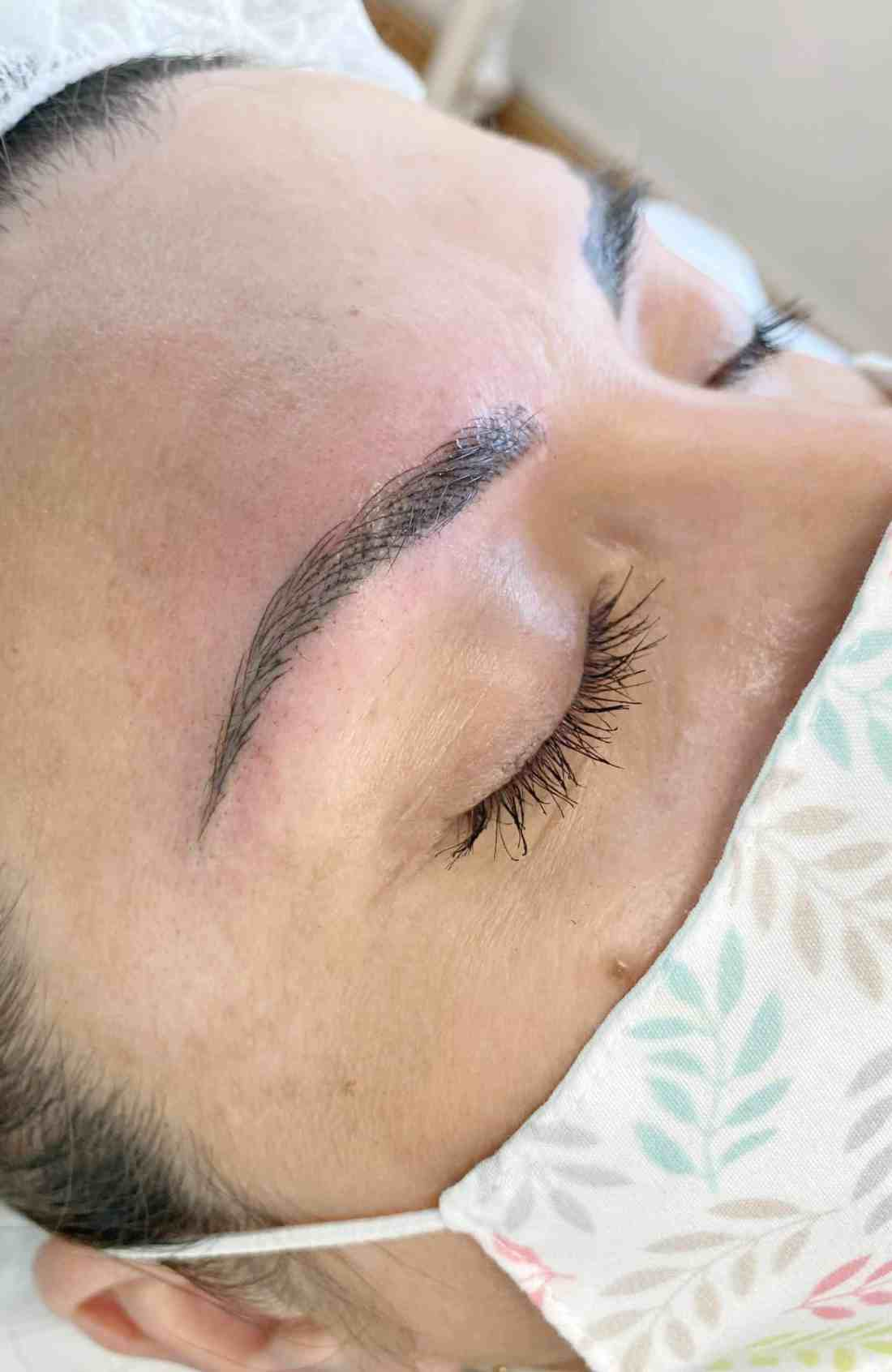 Microblading: Prepara las cejas para tu boda