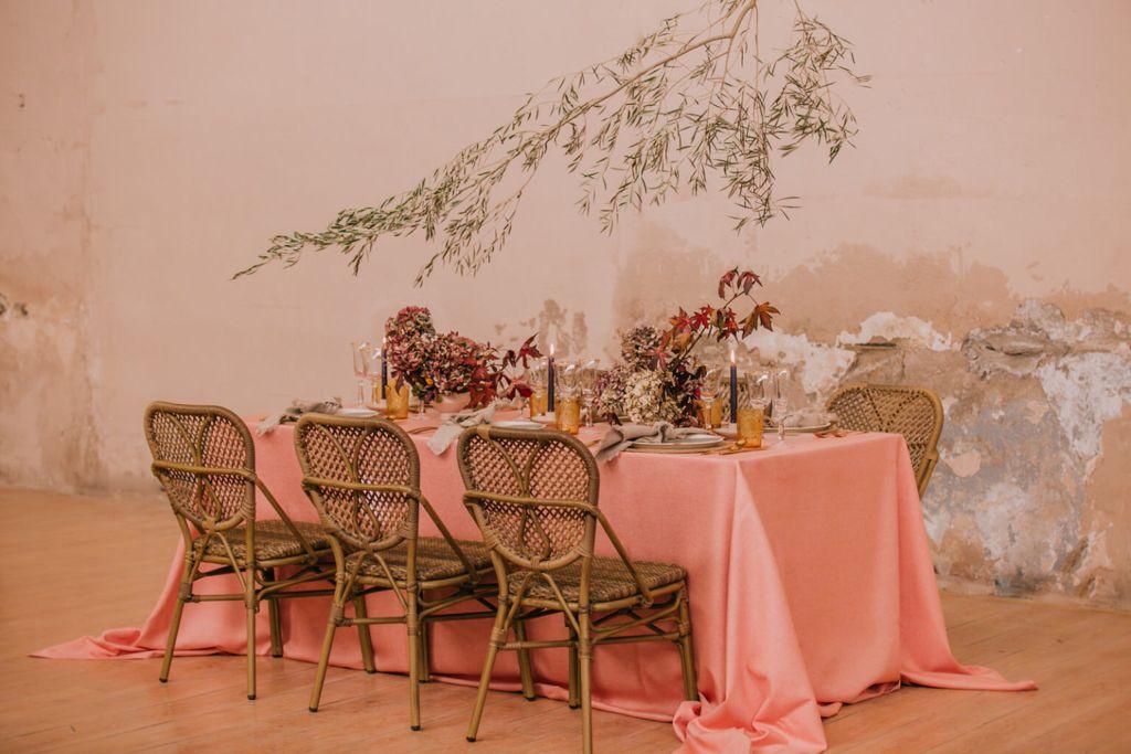 Mesas originales para bodas: Una selección de nuestras favoritas