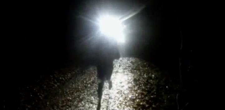 Entrainement de nuit