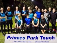 Putney Panthers and Slightly Touched - week 5 2018
