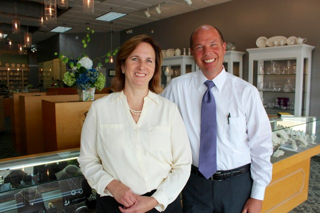 Businesspeople Ann Pavilack and Chris Wells joined forces at Hilltop North, bringing their businesses under the same roof as a means of staying competitive. [John-Henry Doucette/The Princess Anne Independent News]