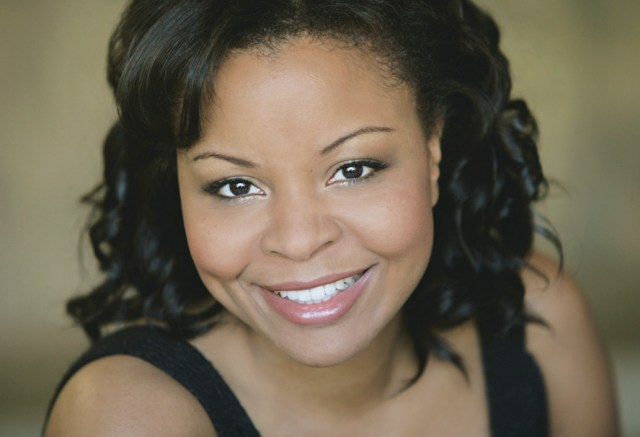 The actor Tymberlee Hill, originally of Virginia Beach, stars in the Hulu series Hotwives of Las Vegas. [Courtesy photo.]