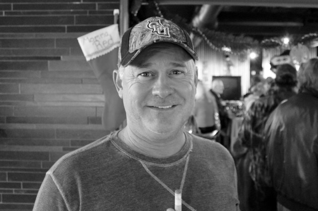 Shane Cunningham, owner of Pungo Sports Bar & Grill. [The Princess Anne Independent News]