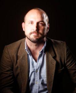 The author and journalist Ben Montgomery. Courtesy photo.