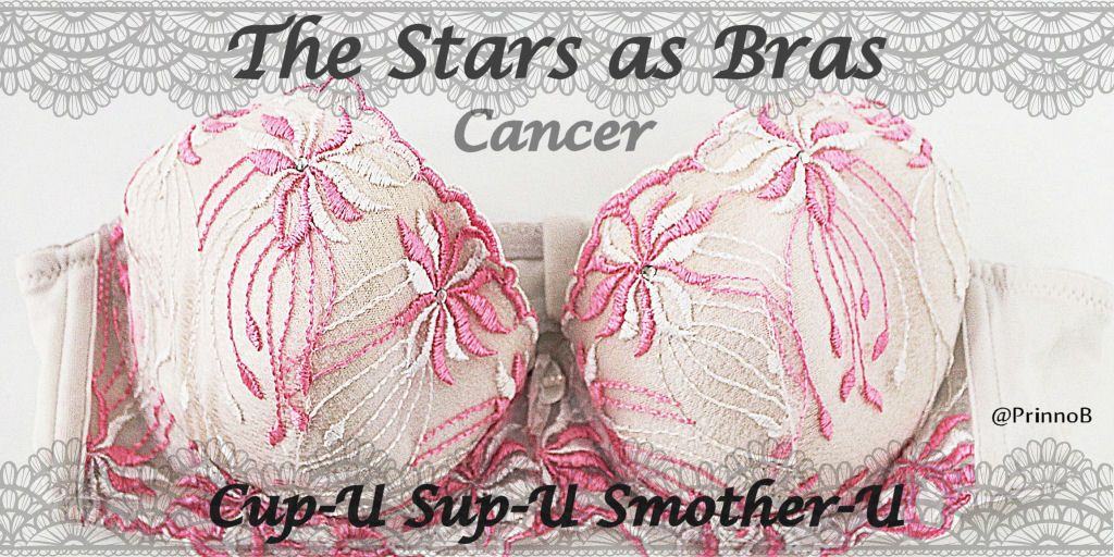 the stars as bras reveal secrets close to Cancer hearts