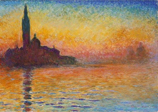 Claude Monet San Giorgio