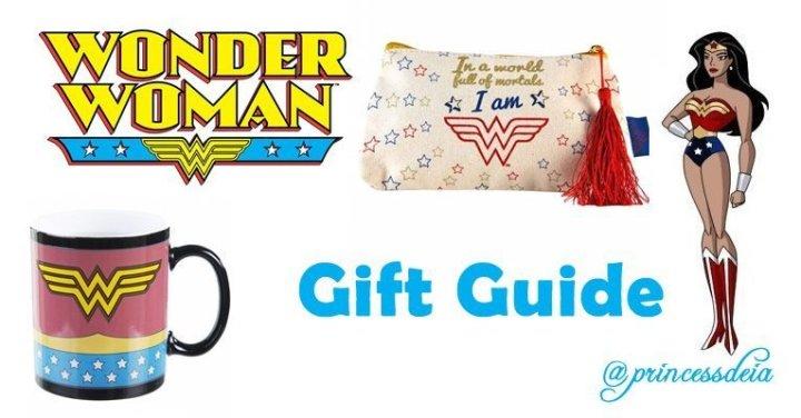 Wonder Woman Gift Guide