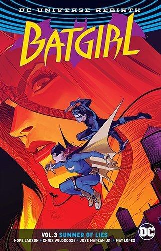 Batgirl Summer of Lies