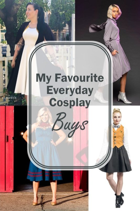 Favourite Everyday Cosplay Buys