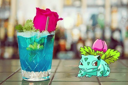 Ivysaur Cocktail