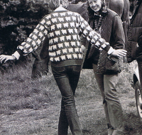sheep sweater123