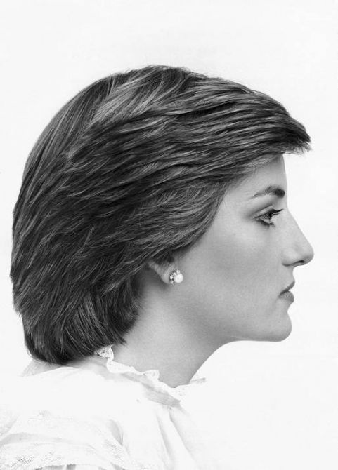 FOR LADY DI A CUT ABOVE DIANA ON THE VERGE OF ENGAGEMENT