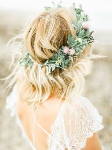 Short hair bride10
