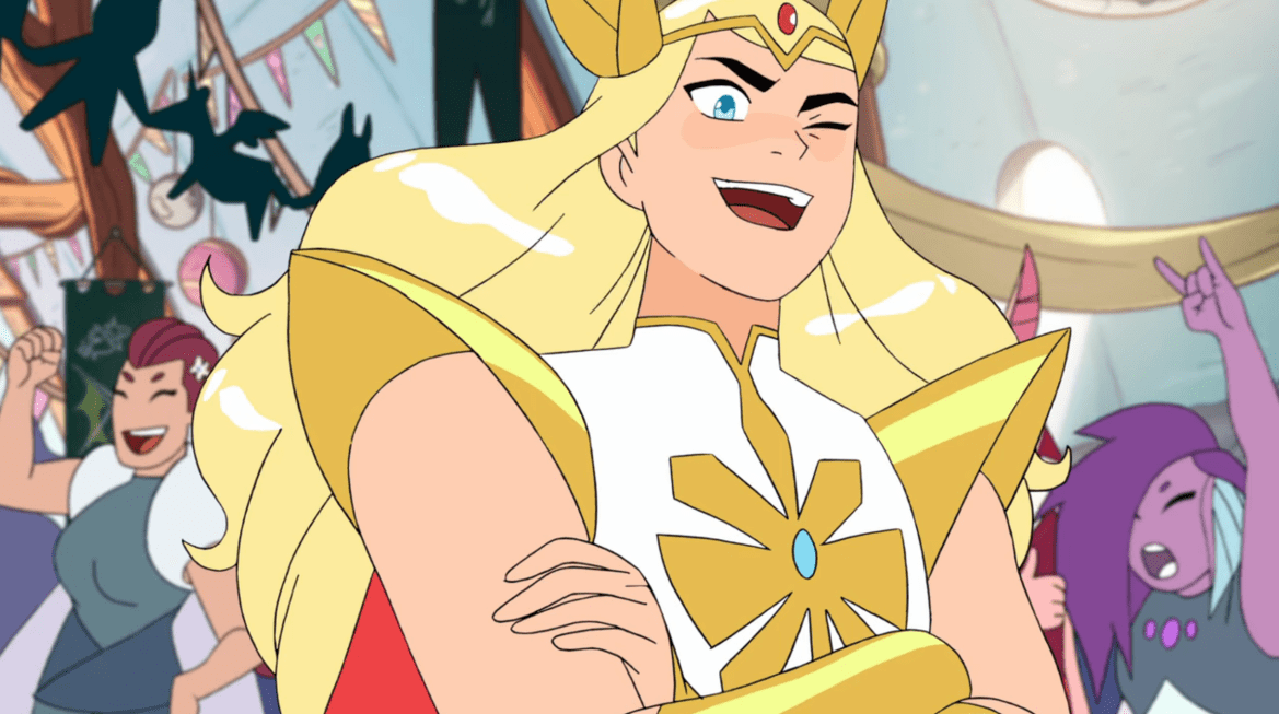 We Must Be Brave: A Two Week She-Ra Celebration