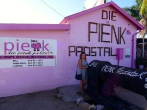 The Pink Padstal | South African road trip