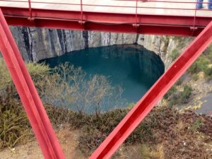 The Big Hole | South African Road Trip
