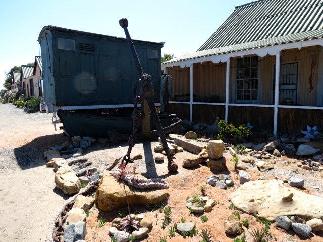 Port Nolloth museum | west coast road trip