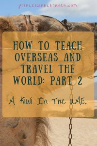 TeachOverseas and Travel The World Part 1