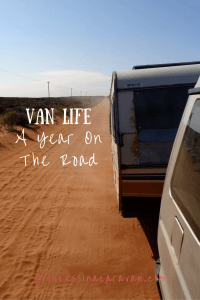 Van Life | Princess In A Caravan