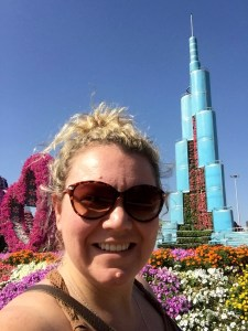 Me and the mini Burj