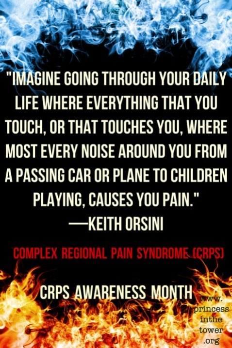 CRPS blogimage quote princess