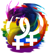 Lesbian Dragon