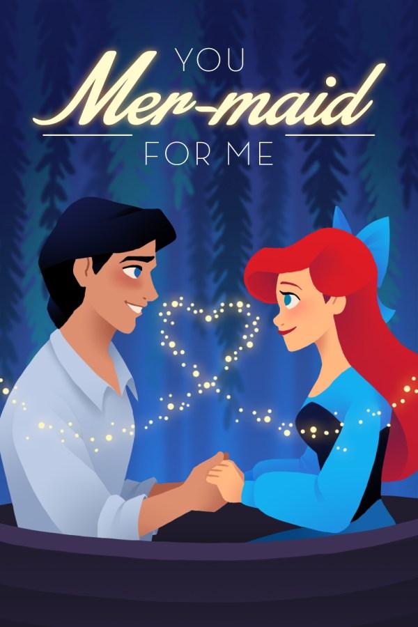Share Friday Adorable Disney Valentine Day Cards Princesspiethepinup
