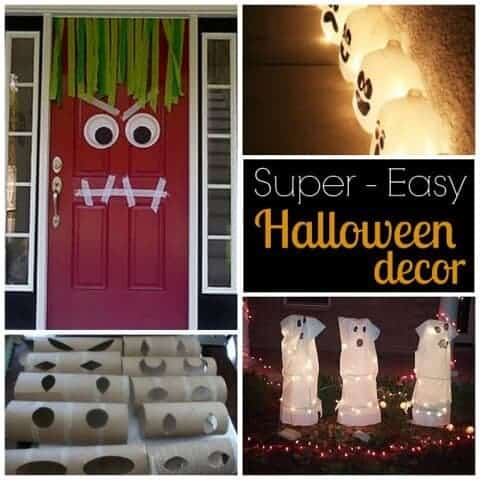 Halloween Decorations That I Can Even Make Princess Pinky Girl