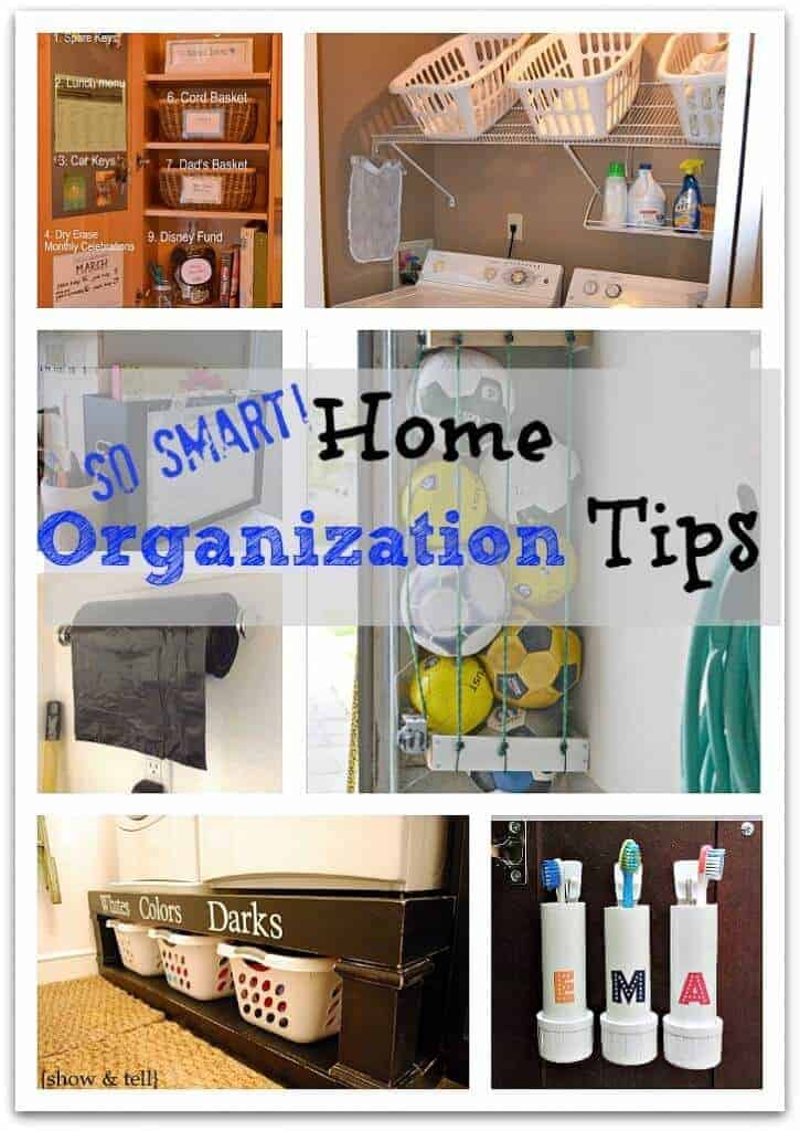 Organization Stations That Will Keep Your Family Organized