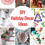 DIY Holiday Decor Ideas by Princess Pinky Girl