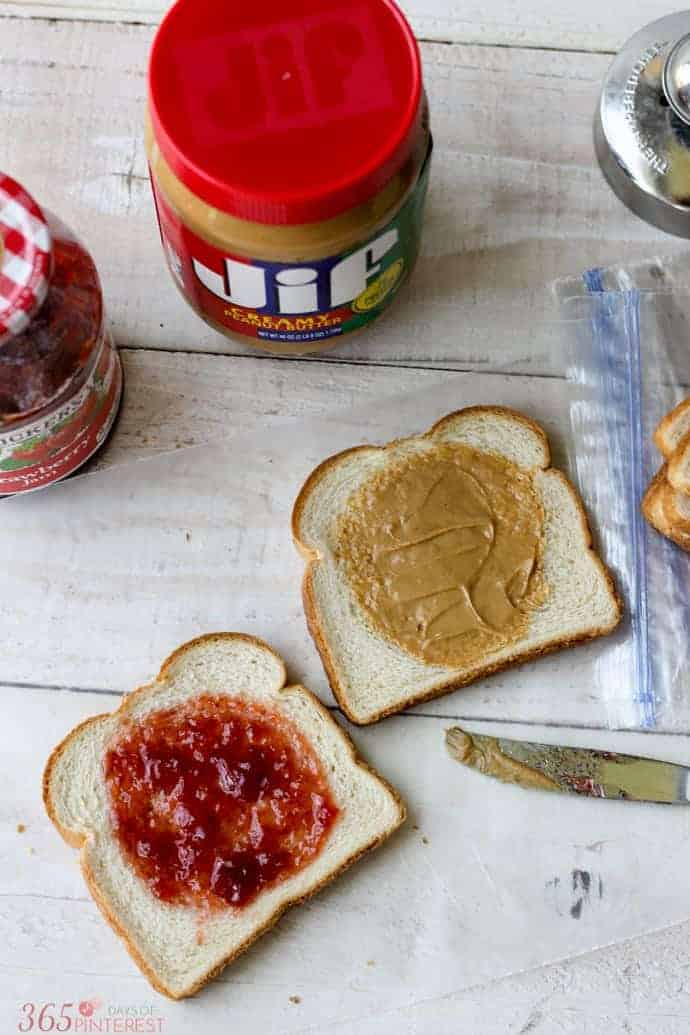 How to make your own Uncrustables